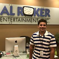Matt Marcello at Al Roker Entertainment