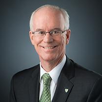 Headshot of President Brennan O'Donnell